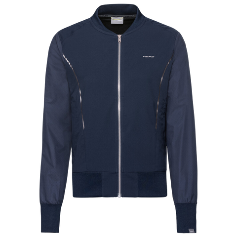 Casaco Head Perf Jacket W 2019 DARK BLUE