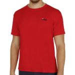 T-shirt Fila Logo Small Fila Red