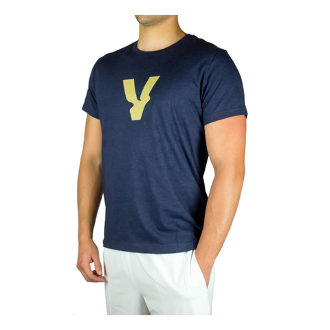T-shirt Volt V-Cool Blue M