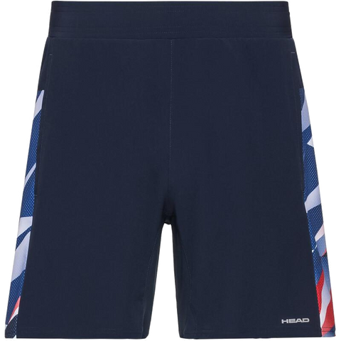 Calções Head Medley Shorts M 2019 - Dark Blue/Royal
