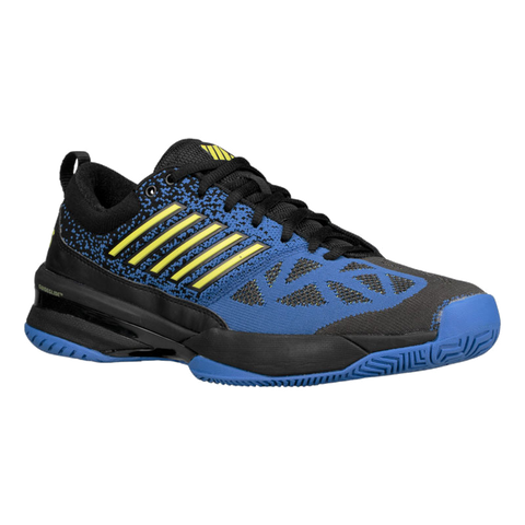 Sapatilhas K-Swiss Knitshot Black/Strong Blue/Neon Citron