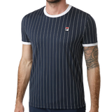 T-shirt Fila Stripes C 101 - Peacoat Blue/White Stripes