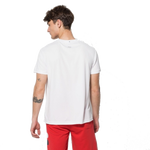 T-shirt Fila Reggie 003 - White/Fila Red