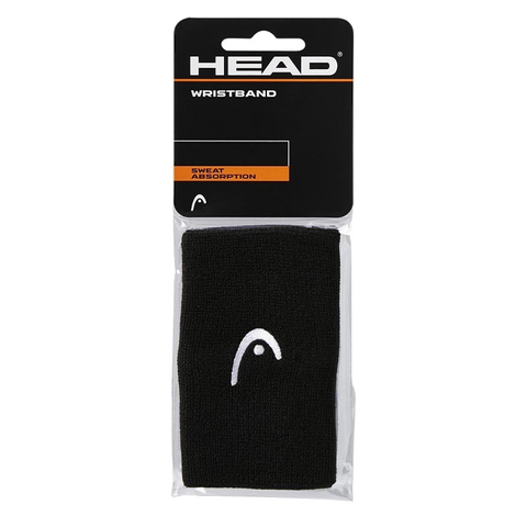 Punhos Head Wristband 5 Black