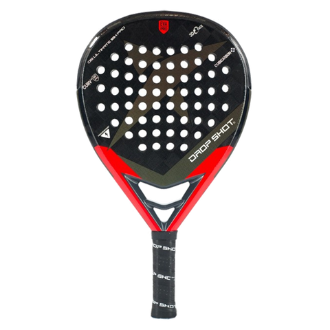 Raquete de Padel Dropshot Ultimate 18K Red