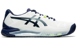 Sapatilhas de Padel ASICS Gel-Resolution 8 Clay White