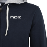Sweatshirt Nox Team Capucha Women Navy Blue