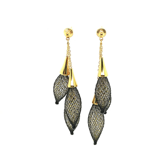 Boucles Pampilles Post Earring