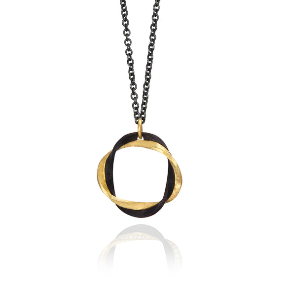 Eclipse Circle Pendant