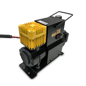 Heavy Duty Continuous Duty 12v air compressor 4WD