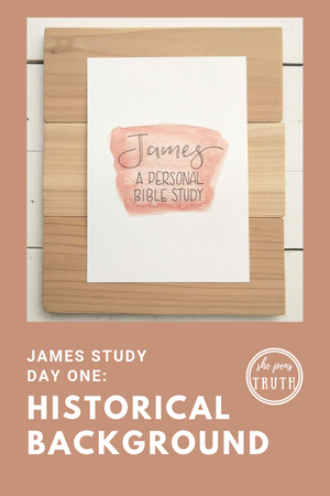 James, Introduction & Background