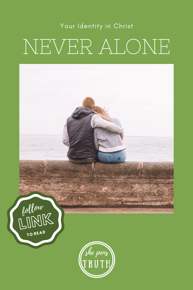Never Alone, A Personal Experience with God