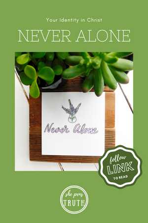 You are...Never Alone