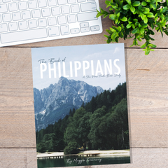 She Pens Truth Bible Study, Philippians