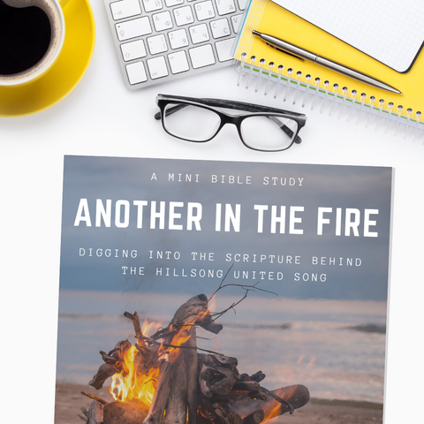 She Pens Truth, Another in the Fire Bible Study