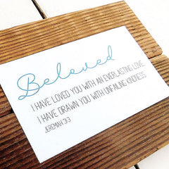 she pens truth, beloved, identity in Christ Devotional