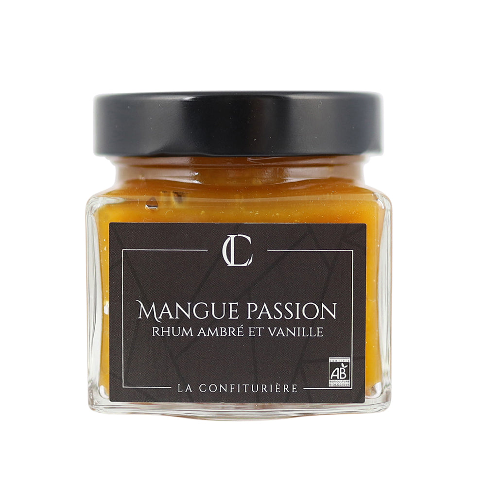 Manguo Passion Amber Rum and Vanilla