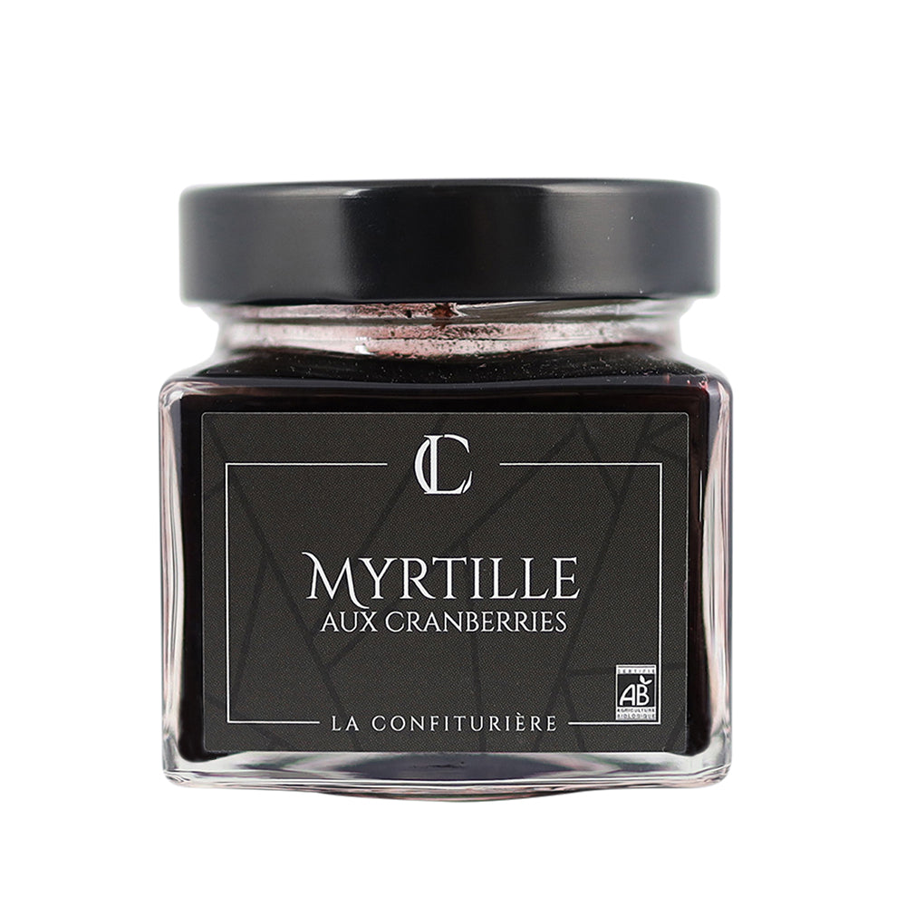 Myrtille aux Cranberries