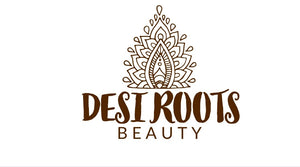 Desi Roots Beauty Logo