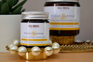 Indian Summer Golden Hour Brightening Cream