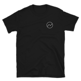 TREND WEARZ LOGO TEE - BLACK