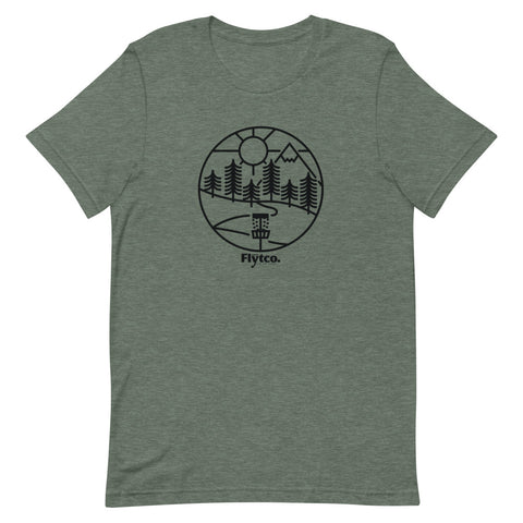 Disc Golf Nature T-Shirt