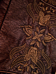 Bronze age embroidery