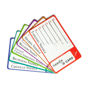 Needle ID Cards - Access Commodities