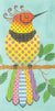 JPB103 Bird of Colors JP Needlepoint