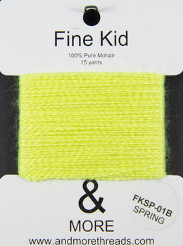 Fine Kid Baby Mohair Thread (1 - 32)