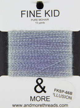 Fine Kid Baby Mohair Thread (66 - 98)