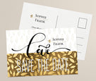 Save-The-Date Karte Liebe