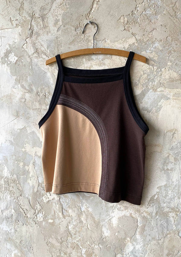 69/100 Tank Top with Curve, Medium