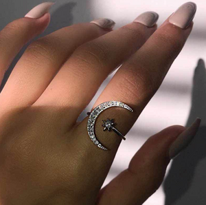 Eclipse Adjustable Ring