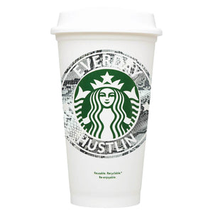 Everyday Hustlin Starbucks Hot Cup