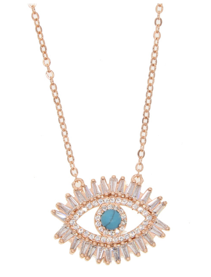 Camila Evil Eye Necklace