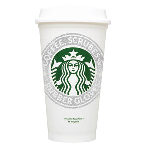 Coffee, Scrubs & Rubber Gloves Starbucks Hot Cup