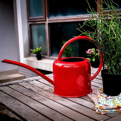 Retro Metal Watering Can