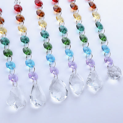 Beautiful Hanging Suncatcher Crystals