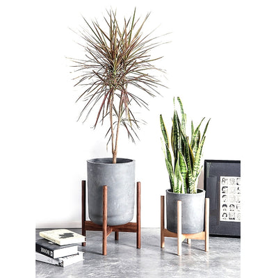 Wooden Plant Stand for Pot Plants