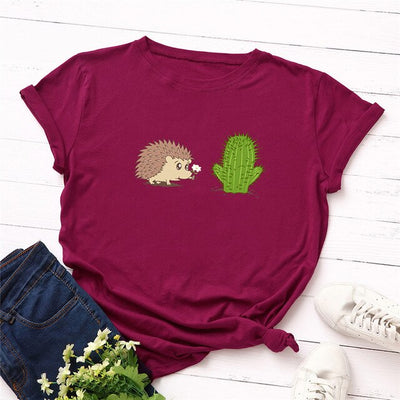 Cactus Lovers T-Shirt