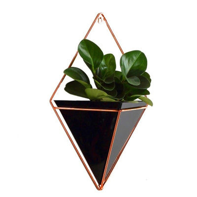 Triangular Wall Mounted Pots