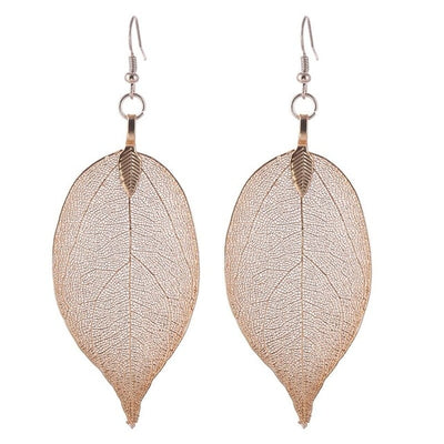 Leaf Earrings - ThepotplantCo