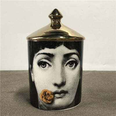 Buy Fornasetti Candle Container Online