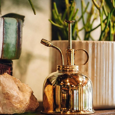 Brass Vintage Spray Bottle - ThepotplantCo