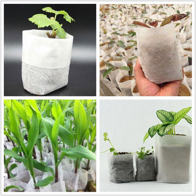 Eco-friendly Biodegradable Plant Grow Bags