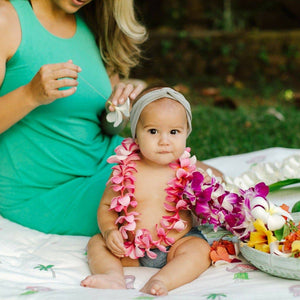 Hula Girls Swaddle