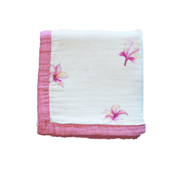 Plumeria Security Blanket