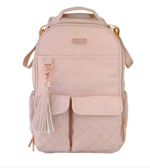 Blush Crush Boss Backpack™ Diaper Bag