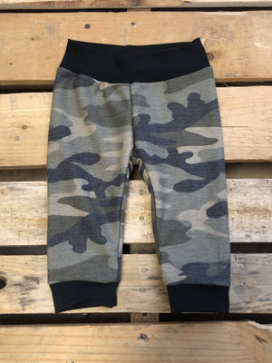 Vintage Camo French Terry Joggers